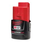 Milwaukee 48-11-2420 M12™ REDLITHIUM™ 2.0 Compact Battery Pack