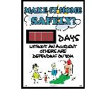 Make IT HOME SAFELY DIGITAL SCOREBOARD