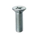 Metric 4.8 Steel Zinc Plated Phillips Flat Head Machine Screw Din 965 (Type H)