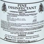 ACS 5120 Pine Disinfectant Cleaner/Disinfectant/Deodorizer (1  Gallon)