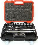 "Proferred 21 Piece 1/2"" Drive Socket Master Set (SAE)"