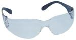 SAS 5340 NSX Safety Glasses - Black Temple with Clear Lens - Polybag (12 Pr)
