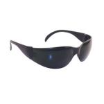 SAS 5346 NSX Safety Glasses - Black Temple with Shade 5 Lens - Polybag (12 Pr)