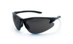 SAS 540-0601 DB2 Safety Glasses - Black Frame with Shade Lens - Polybag (12 Pr)