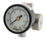 Sharpe 2210 Air Adjustment Valve with Gauge - 24AAV