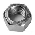 SAE Fine Thread Zinc Plated Grade 5 Steel Made in USA Finish Hex Nut