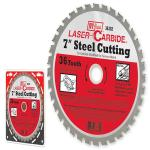 "Ivy Classic Steel Cutting Carbide Blade 1"" arbor"
