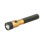 Streamlite 75642 Stinger Rechargeable LED Flashlight with AC/DC PiggyBack - Orange
