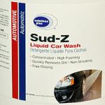 "ACS 4730 ""Sud-Z"" Liquid Car Wash (1 Case / 4 Gallons)"