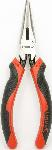 "Proferred 7"" Side Cutting Long Nose Pliers, TPR Grip"