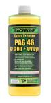 Tracerline TD46PQ Super-Premium Dyed PAG Refrigerant Oil - Specially Formulated for R-134a A/C Systems