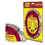 "Ivy Classic 38090 4"" Tuck Pointing Diamond Saw Blade Swift Cut ™"