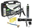 Uview 414565A Spotgun/ UV Phazer Black, Rechargeable Kit