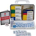 16-Unit, 113-Piece Welder's First Aid Kit, Plastic