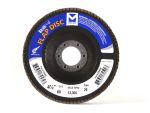 "Mercer 5"" x 7/8""- 11 Type 29 Flap Disc- High Density: Grit/WT 36"