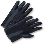 West Chester 105 Nitrile Cut & Sew Solid Back Mens Gloves