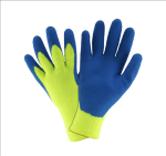 West Chester 32L701 Premium Hi Vis Latex Palm Coated Thermal Knit