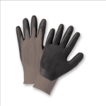 West Chester 713SNF Foam Nitrile Palm Coated Nylon Gloves