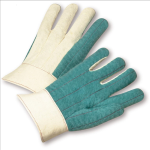 West Chester BG42SWSJI Standard Green Cotton Hot Mills Glove