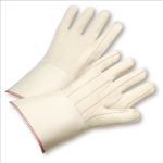 West Chester G81SI Nap Out Quilted Cotton Blend Double-Palm Gloves