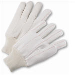 West Chester K81SCNI Poly/Cotton Corded Double Palm Gloves