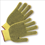 West Chester 35KDBS PVC-Dotted on Both Sides 100% Kevlar® Gloves