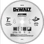 "Dewalt DW4791 7"" x .060 Tile Blade Wet"