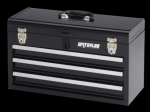 """Portable Series 20"""" wide 3-drawer metal portable chest"""