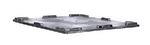 """Buckhorn® Black 48""""L x 40""""W x 2""""H Heavy-Duty Structural Foam Lid"""