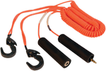 David Clark 3000 Series C31-15DG Day-Glo High-Visibility Cord 15ft.