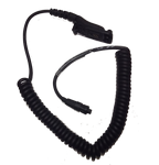 David Clark C6751 Portable Radio Adapter Cord