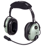 David Clark H8530 Model Headset