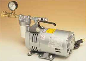 Dentec Safety Respirator Air Pump