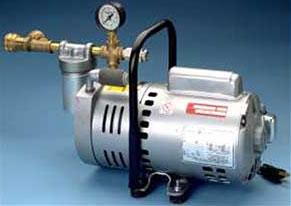Dentec Safety Respirator Dual Air Pump
