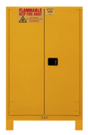 "Durham MFG® Manual 45 Gallon 43"" x 18"" x 71"" Flammable Storage Cabinet"