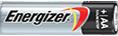 Energizer® 6 Volt - Max® Alkaline AA Batteries
