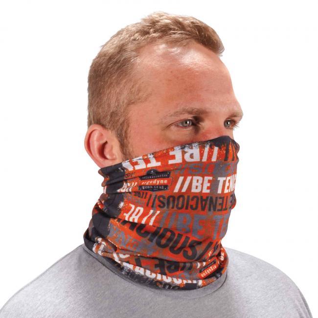 Ergodyne Chill-Its® Be Tenacious Multi-Use Face Mask