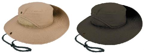 Ergodyne Chill-Its® Lightweight Ranger Hat + Mesh Paneling