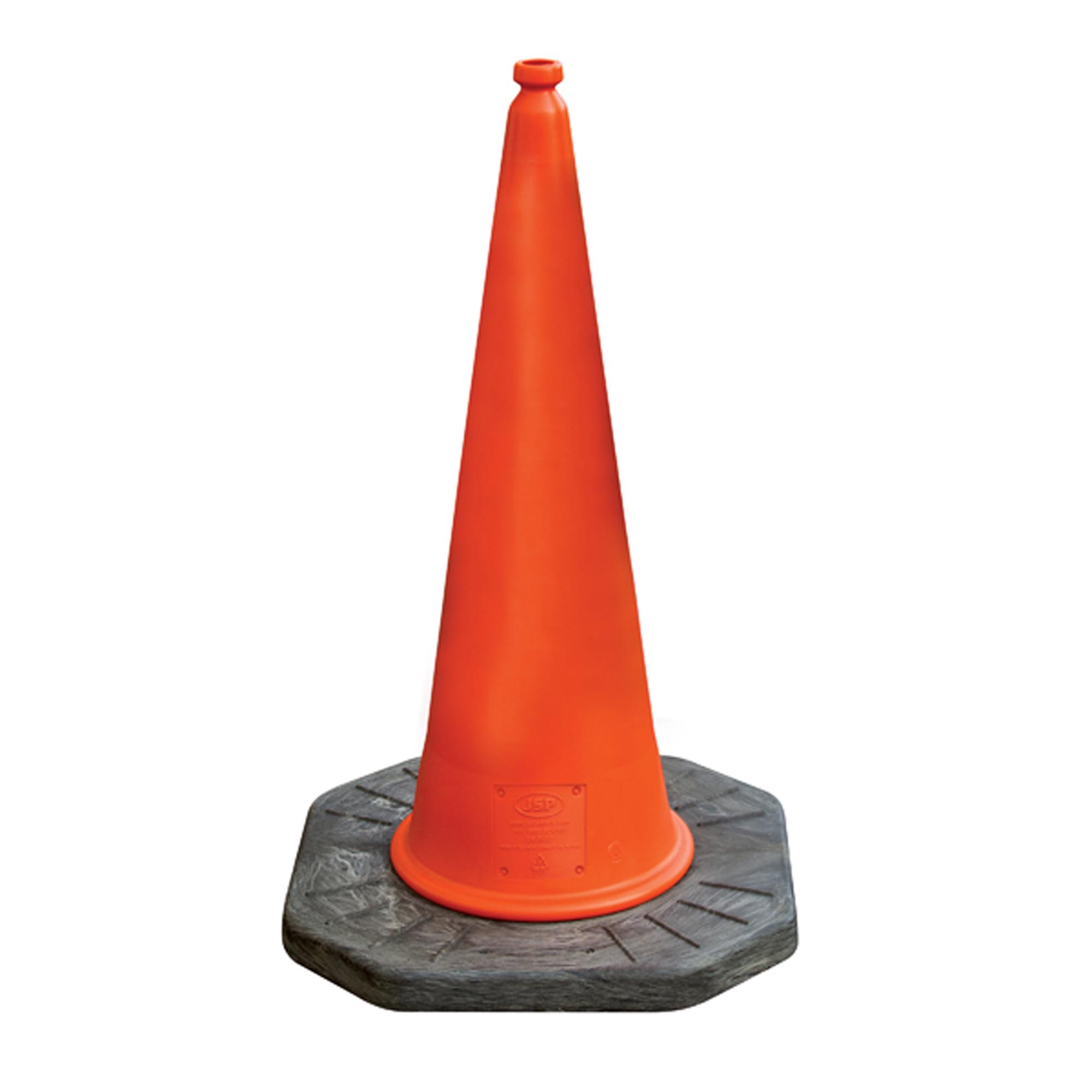"""19"""""""" Dominator™ Traffic Cone - Two Piece-Molded Cone"""