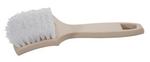 "Magnolia Brush 8-1/2"" Foam Plastic Block White Nylon Sidewall Brush"