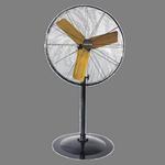 "Master 30"" OSHA Compliant Oscillating Pedestal Fan"