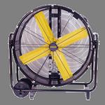 """Master 36"""" Cradle Belt Drive Tiltable Barrel Fan"""