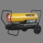 Master Diesel/Kerosene 600,000 BTU Forced Air Torpedo Heater