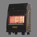 Master Propane 6-12-18,000 BTU Cabinet Heater