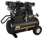 Mi-T-M 20 Gallon Single Stage Gasoline Air Compressor - 13.9 CFM@90PSI