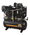 Mi-T-M 20 Gallon Two Stage Gasoline Air Compressor