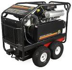 Mi-T-M 4 Gallon Rotary Screw Single Stage Gasoline Air Compressor