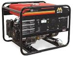Mi-T-M 6,000 Watt Gasoline Generator - Kohler Engine