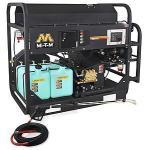 Mi-T-M HS Series 3000 PSI Hot Water Diesel Belt Drive Pressure Washer