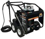 Mi-T-M HSE Series 1000 PSI Hot Water Electric Direct Drive Pressure Washer - Mi-T-M Pump